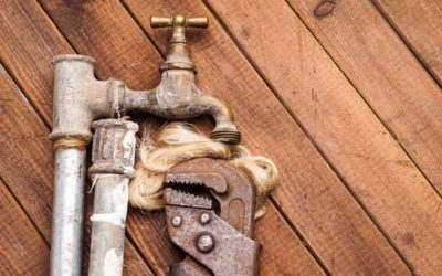 Hidden Plumbing Problems Found in Older Homes