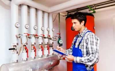 Natural Gas: Reasons to Hire a Professional Plumber